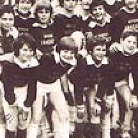 L'Under 13 Campione d'Italia 1975/1976